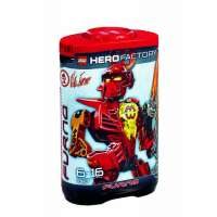 LEGO – 7167 – Jeu de construction – LEGO® Hero Factory – William Furno