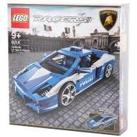 Lego – 8214 – Jeux de construction – lego racers – Gallardo LP 560-4 Polizia