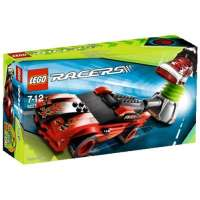 Lego Racers – 8227 – Jeu de Construction – Le Dragon