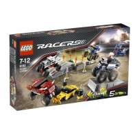 Lego – 8182 – Jeu de construction – Racers – Tiny Turbos – Monster Crushers