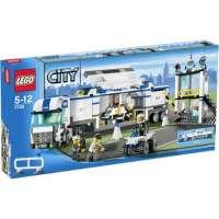 Lego – 7743 – City – Jeux de construction – Le camion de Police