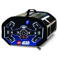 Lego – A1436XX – Accessoire Jeu de Construction – Star Wars Zipbin Tie Fighter – Sac de rangement et tapis de jeu
