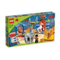 Lego Duplo Legoville – 10504 – Jeu de Construction – Le Grand Cirque