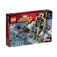 Lego Super Heroes – Marvel – 76005 – Jeu de Construction – L'attaque du Daily Bugle – Spider-Man