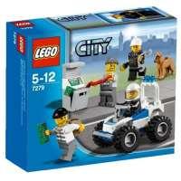 Lego City – 7279 – Jeu de Construction – Collection de Figurines – City Police