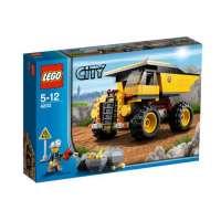 Lego City – 4202 – Jeu de Construction – Le Camion de la Mine