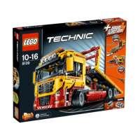 Lego Technic – 8109 – Jeu de Construction – Le Camion Remorque