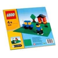 Lego – Construction – Plaque de base verte (25 x 25 cm)