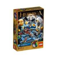 Lego Games – 3874 – Jeu de Société – Ilrion les Catacombes