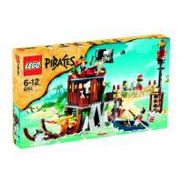 Lego – 6253 – Jeu de construction – Pirates – Le repaire des pirates