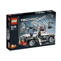 Lego Technic – 8071 – Jeu de Construction – Le Camion-Nacelle