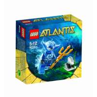 Lego – 8073 – Jeu de Construction – Lego Atlantis – Le Guerrier Manta