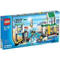 Lego City – 4644 – Jeu de Construction – Le Port de Plaisance