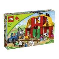 Lego – 5649 – Jeu de Construction – Duplo LegoVille – La Grande Ferme