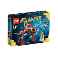 Lego Atlantis – 7977 – Jeu de Construction – Le Robot des Profondeurs