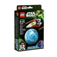 Lego Star Wars TM – 75006 – Jeu de Construction – Jedi Starfighter & Kamino
