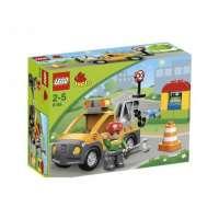 Lego Duplo Legoville – 6146 – Jouet de Premier Âge – La Dépanneuse