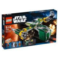 Lego Star Wars – 7930 – Jeu de Construction – Bounty Hunter Assault Gunship