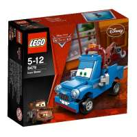 Lego Cars – 9479 – Jeu de Construction – Agent Martin