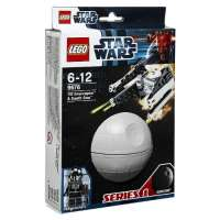 Lego Star Wars – 9676 – Jeu de Construction – Tie Interceptor et Death Star