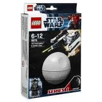 Lego Star Wars – 9676 – Jeu de Construction – Tie Interceptor et Death Star