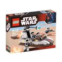 Lego – 7668 – StarWars – Jeux de construction – Rebel Scout Speeder