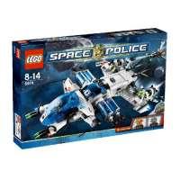 Lego – 5974 – Jeu de construction – Space Police – Le vaisseau galactique