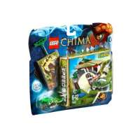 Lego Legends of Chima – Speedorz – 70112 – Jeu de Construction – La Morsure Croco