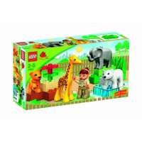 Duplo – Jeu de construction premier âge – Le Zoo Des Bébés Animaux