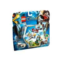 Lego Legends of Chima – Speedorz – 70114 – Jeu de Construction – Le Combat du Ciel