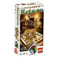 Lego Games – 3855 – Jeu de Société – Ramses Return