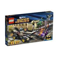 Lego Super Heroes – 6864 – Jeu de Construction – Batman vs Double Face