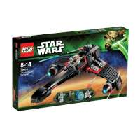 Lego Star Wars – 75018 – Jeu de Construction – Jek – 14's Stealth Starfighter
