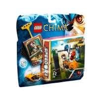Lego Legends Of Chima – Speedorz – 70102 – Jeu de Construction – La Cascade Chi