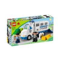 Lego Duplo – Legoville – 5680 – Jouet Premier Age – Le Camion de Police