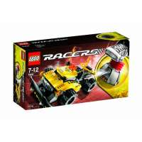 Lego – 7968 – Jeu de Construction – Racers – Le Puissant