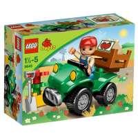 Lego – 5645 – Jeu de Construction – Duplo LegoVille – Le Quad de la Ferme