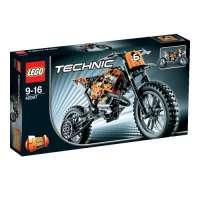 Lego Technic – 42007 – Jeu de Construction – La Moto Cross