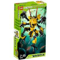 Lego Hero Factory – 2231 – Jeu de Construction – Waspix