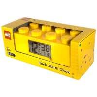 Lego – 9002144 – Accessoire Jeu de Construction – Reveil Brique Geante – Jaune