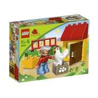 Lego – 5644 – Jeu de Construction – Duplo LegoVille – Le Poulailler