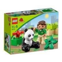 Lego Duplo Legoville – 6173 – Jouet d'Eveil – Le Panda