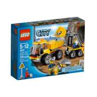 Lego City – 4201 – Jeu de Construction – Le Camion-Benne