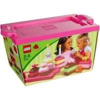 Lego Duplo Briques – 6785 – Jouet d'Eveil – Set de Construction de Gâteaux