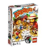 Lego Games – 3863 – Jeu de Société – Kokoriko