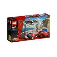 Lego Cars – 8423 – Jeu de Construction – World Grand Prix
