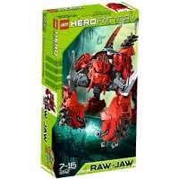 Lego Hero Factory – 2232 – Jeu de Construction – Raw-Jaw