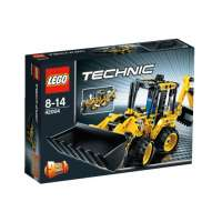 Lego Technic – 42004 – Jeu de Construction – Le Tractopelle