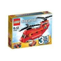 Lego Creator – 31003 – Jeu de Construction – L' hélicoptère Bi-Rotors