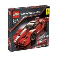 Lego – 8156 – Racers – Jeux de construction – Ferrari FXX 1:17